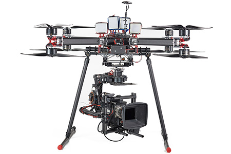Drone for RED Epic/Alexa Mini